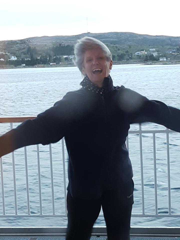 Delphine professeur de Hatha Yoga
